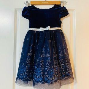 Jon's Michelle girls special occasion dress. SZ:4T